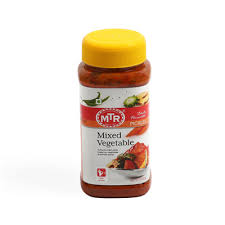 MTR Mixed Vegetable Pickles 500G