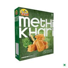 Mr Puff Methi Khari