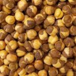 Roasted Chana with Skin