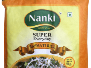 Nanki Basmati Rice super everyday