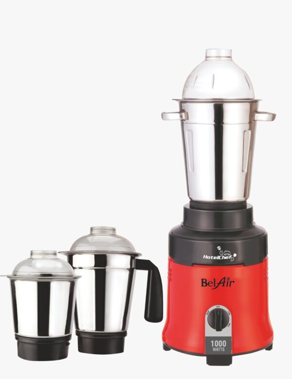Belair Commercial Heavy Duty Mixer Grinder 1000 Watts