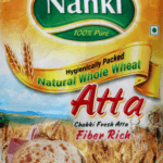 Nanki whole wheat atta